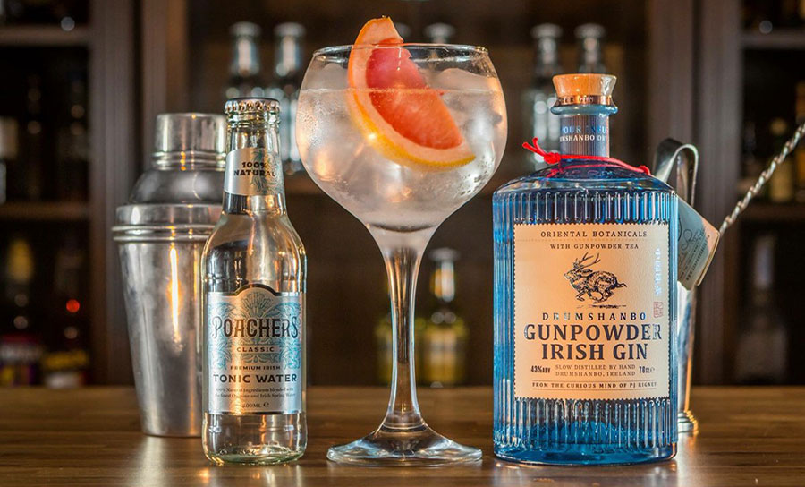 The Irish Gin & Tonic Takeover