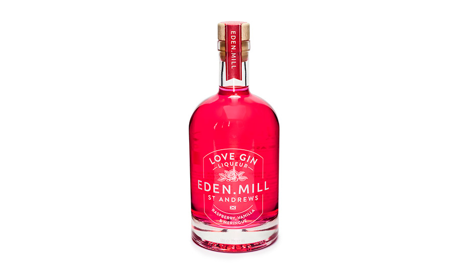 Love Is All Year Round With New Eden Mill Liqueur