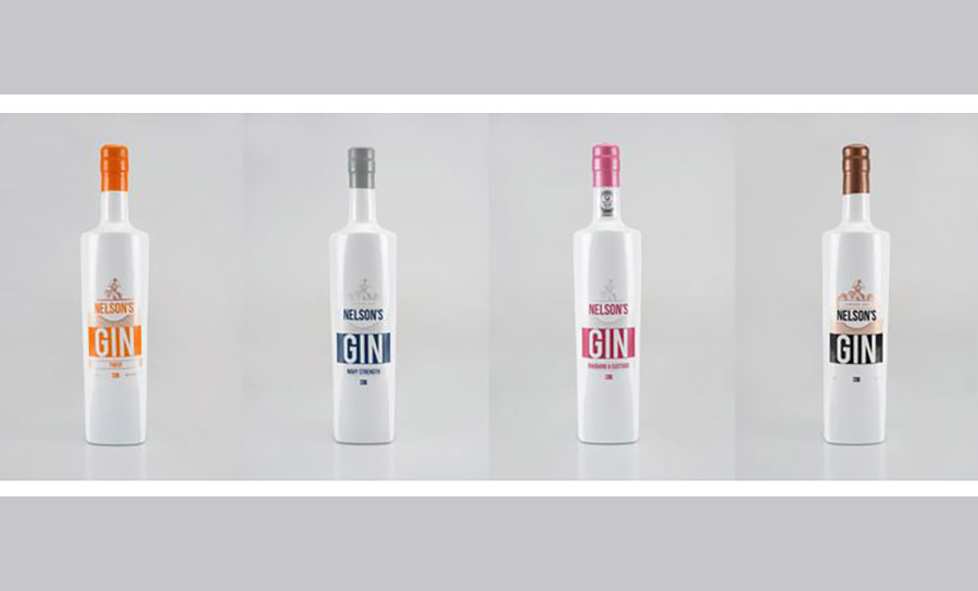 Staffordshire Gin Distillery wins deal with exporter Sovereign Beverage Company.