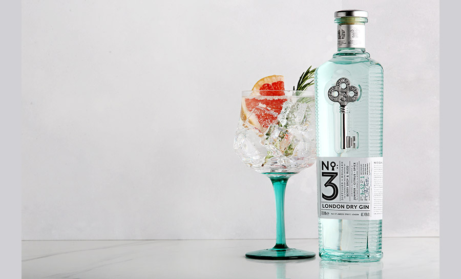 Gin, just as it should be...