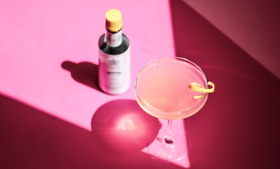 House of Angostura © Celebrates World Gin Day with a Classic Pink Gin.