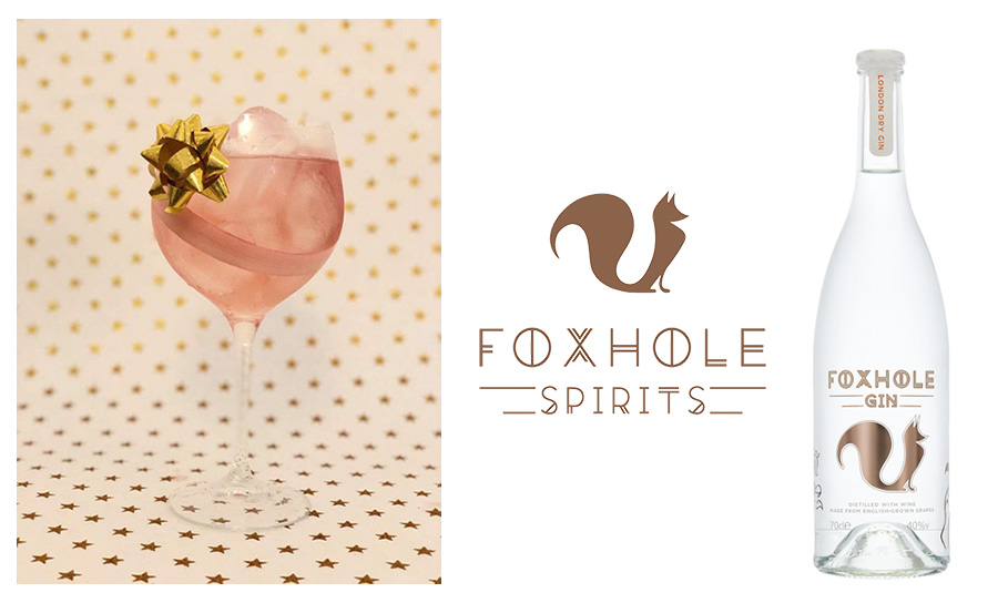 'The Festive Fox' - a Sparklingly Simple Gin Based Cocktail ...