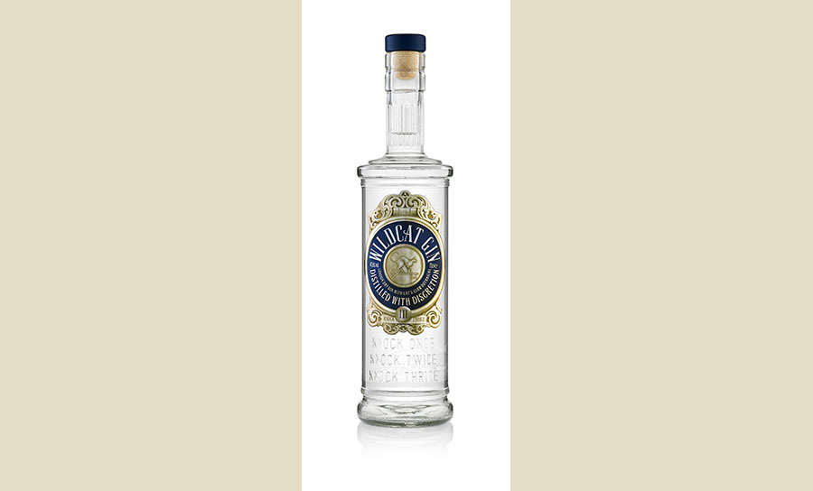 Whyte & Mackay Announces Wildcat Gin